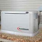 Generator on House