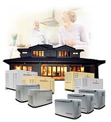 Residential Generator Models