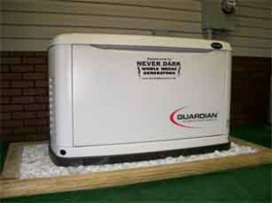 Turnkey Generator Installation by Never Dark